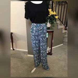 NWT Honey & Lace Printed legging